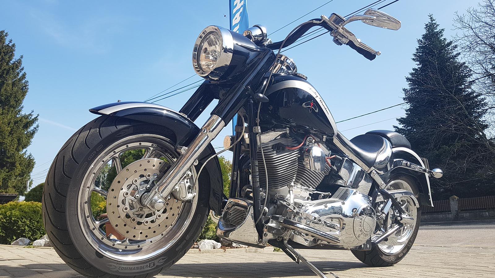 Harley Davidson csizma – Motorosbizományi